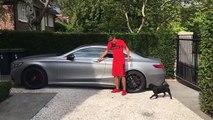 La voiture à 200.000€ de Mesut Özil