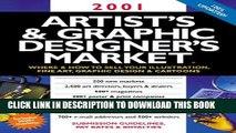[DOWNLOAD] PDF 2001 Artist s   Graphic Designer s Market (Artist s   Graphic Designer s Market,