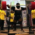 Ray Williams bat le record du monde de squat avec 456 kg