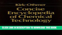 PDF Download] Kirk-Othmer Encyclopedia of Chemical Technology