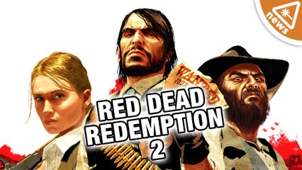 Red Dead Redemption 2: What We Know So Far! (Nerdist News w/ Jessica Chobot)