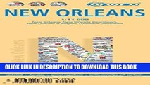 [BOOK] PDF Laminated New Orleans Map by Borch (English Edition) New BEST SELLER