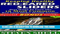 [PDF] Keeping Healthy Red-Eared Sliders (Red-Eared Slider Care For a Healthier, Happier, Longer