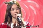 Davichi 다비치 - Love Is & Beside Me (Live) (With English Subs) HD