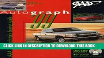 [DOWNLOAD] PDF AAA AUTOGRAPH 1999 (Aaa Auto Guide New Cars and Trucks) New BEST SELLER