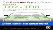 [BOOK] PDF Triumph TR7   TR8: The Essential Buyer s Guide New BEST SELLER
