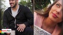 Is this how Iulia Vantur is trying to get over her BREAKUP with Salman Khan ?