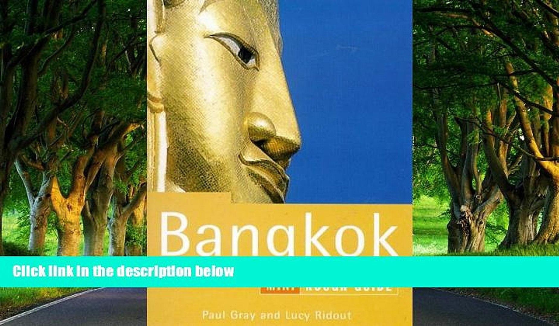 5th Edition Fodors Bangkoks 25 Best