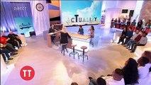 """Amanda Lear annonce dans """"Actuality"""" qu'elle met un terme à sa carrière - Regardez"""