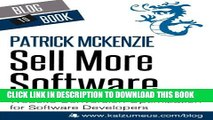 [PDF] Sell More Software: Website Conversion Optimization for Software Developers Full Collection