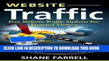 [PDF] Website Traffic: Free Website Traffic Siphons For Targeted Visitors Popular Collection