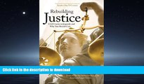 READ PDF Rebuilding Justice: Civil Courts in Jeopardy and Why You Should Care FREE BOOK ONLINE