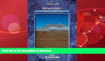 READ  Kilimanjaro: A Trekker s Guide (Cicerone Mountain Walking S) FULL ONLINE