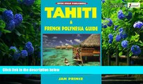 Books to Read  Tahiti   French Polynesia Guide (Open Road Travel Guides Tahiti and French