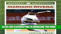[DOWNLOAD] P[PDF] FREE Mariano Rivera (Baseball Superstars (Hardcover)) [Download] Full EbookDF