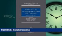 FAVORIT BOOK The Manual on International Courts and Tribunals (International Courts and Tribunals