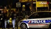 Paris: mobilisation nocturne de policiers en colère