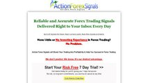 Action Forex Signals - Reliable & Accurate Forex Trading Signals