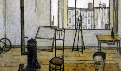 Teaser   Exposition Bernard Buffet   Musée d'Art moderne de la Ville de Paris