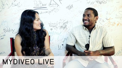 Lloyd Talks Creating Music, Memorable Moments, and His Pal Donald Glover - mydiveo LIVE! on Myx TV
