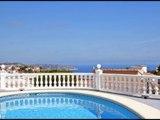 Visite villa Cumbre del Sol - Vue magnifique sur les falaises et la mer – Top immobilier en méditerranée