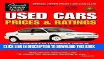 [PDF] Edmund s Used Cars   Trucks: Prices   Ratings 1999 : Winter (Edmund s Used Car Prices and