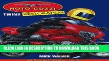 [PDF] FREE Moto Guzzi Twins Restoration: All Moto Guzzi V-Twins, 1965-2000 (Motorcycle