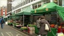 Emelkedett az infláció az Egyesült Királyságban, erősödött az angol font
