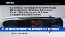 Glass Engineering: Design Solutions for Automotive Applications