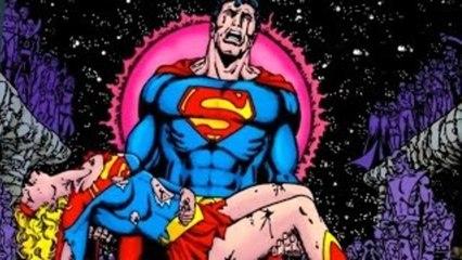 9 szokujących śmierci superbohaterów | ZAJEGRANIE