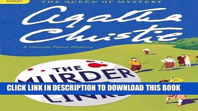 [PDF] The Murder on the Links: A Hercule Poirot Mystery (Hercule Poirot Mysteries) Popular Online