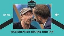 Rasieren mit Bjarne und Jan | NEO MAGAZIN ROYALE mit Jan Böhmermann - ZDFneo