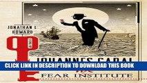 [PDF] Johannes Cabal: The Fear Institute (Johannes Cabal Novels) Full Online