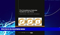 Big Deals  The Compliance Calendar Toolkit for Law Firms  Best Seller Books Most Wanted
