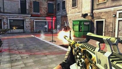 Modern Combat 5 - Dev Diary