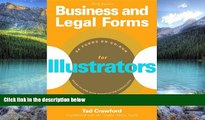 Big Deals  Business and Legal Forms for Illustrators  Best Seller Books Most Wanted