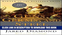 [PDF] Guns, Germs, and Steel: The Fates of Human Societies Popular Online[PDF] Guns, Germs, and