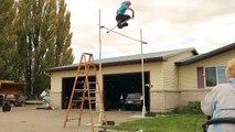 Plus haut saut avec un bâton sauteur (record du monde)