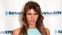 """Melania Trump Accuses Billy Bush of """"Egging On"""" Her Husband in 'Access Hollywood' Tape and More News"""