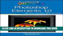[PDF] Teach Yourself VISUALLY Photoshop Elements 10 Full Collection