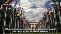 Les combats à Mossoul font craindre une catastrophe (HCR)