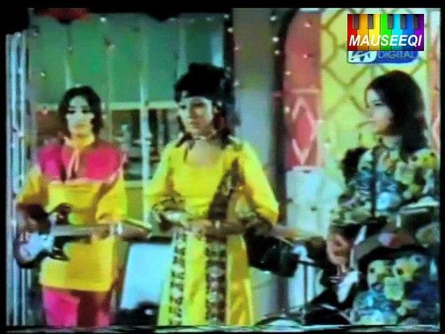 Muhabbat Cheez Hay Kya - Insan Aur Gadha - From DvD Mala Begum Vol. 1