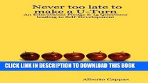 [PDF] Never too late to make a U-Turn: An Educational Pledge   15 Questions leading to