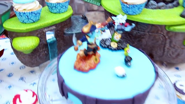 Skylanders Swap Force Hunting: Mikes Legendary Birthday Party Edition (pt. 4) Night Shift
