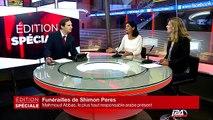 Retour sur l'enterrement de Shimon Pérès - 30/09/2016 - Partie 2