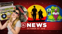 Red Dead Redemption 2 & Pokemon Sun and Moon Demo - GS Daily News