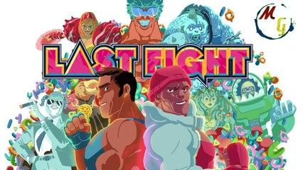 "LastFight - ""Castagne Old School"" [HD] FR"