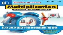 [PDF] Speed   Accuracy: Multiplying Numbers 1-9 (Speed   Accuracy Math Workbooks) Full Online