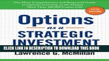 [PDF] Options as a Strategic Investment Full Online