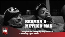 Redman & Method Man - Thoughts On Young Hip Hop Scene & Clowning Tight Pants (247HH Archives)  (247HH Archive)